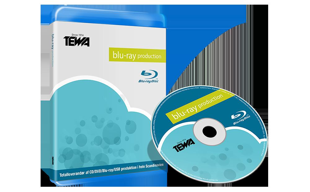 Blu-ray produktion