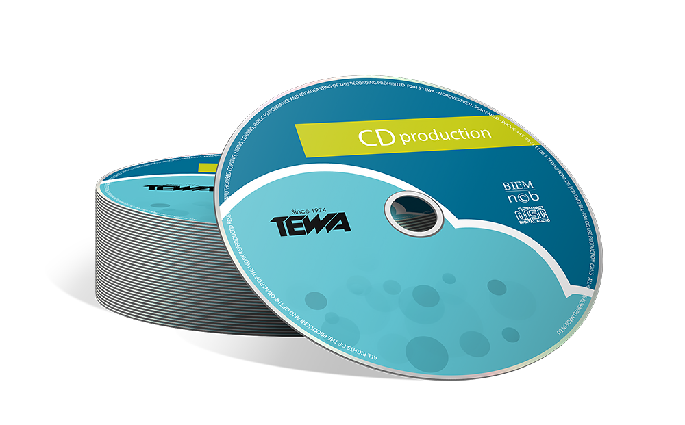 CD-Rom production